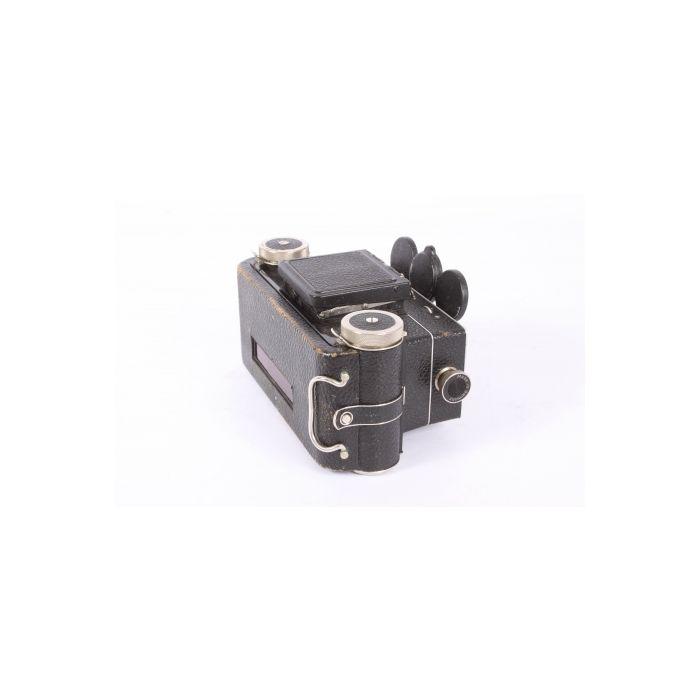 Franke-Heidecke Rolleidoscop Modified For 120