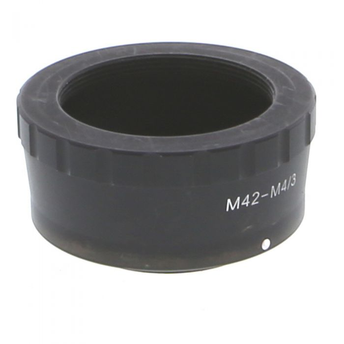 Miscellaneous Brand Adapter M42 Screw Mount Lens to Micro Four Thirds Body