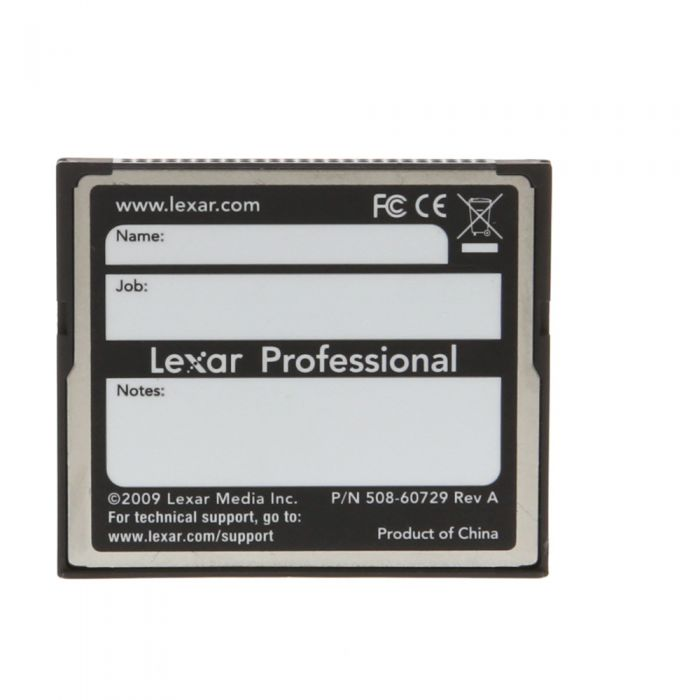 Lexar Pro 16GB 233X UDMA Compact Flash [CF] Memory Card