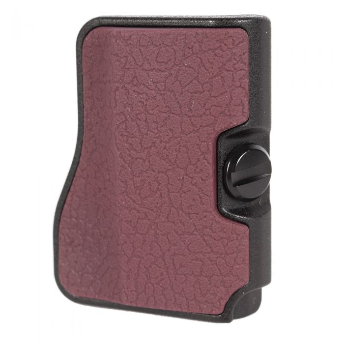 Olympus XCG-2 Grip Burgundy For The Olympus XZ-2