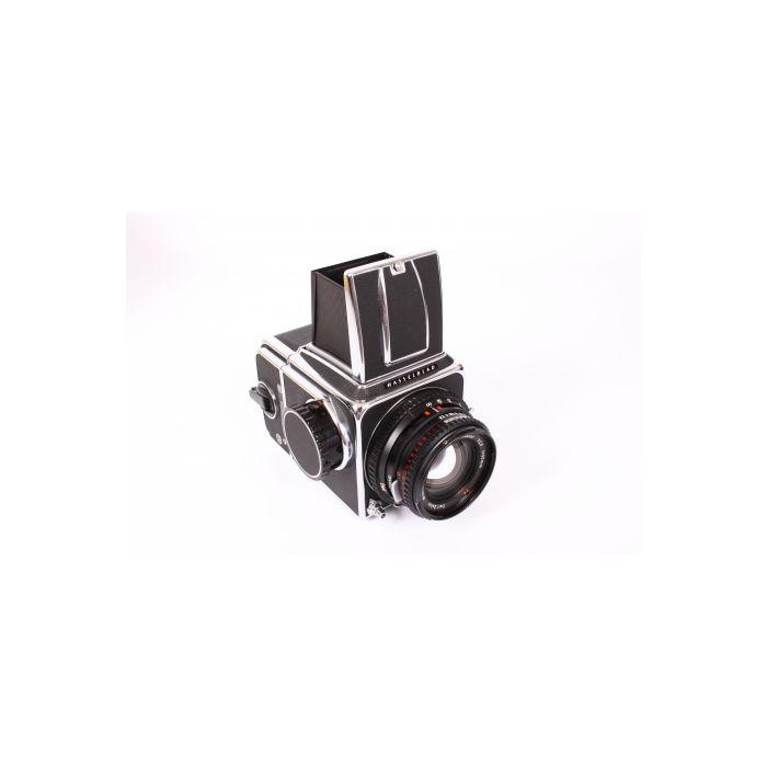 Hasselblad 500CM Classic 25TH Anniversary, 1949-1974, 80mm F/2.8, A12, Waist Level Finder , Box