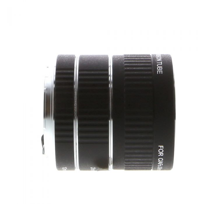 Miscellaneous Brand Extension Tube Set 12,20,36 DG, for Canon EOS EF Mount