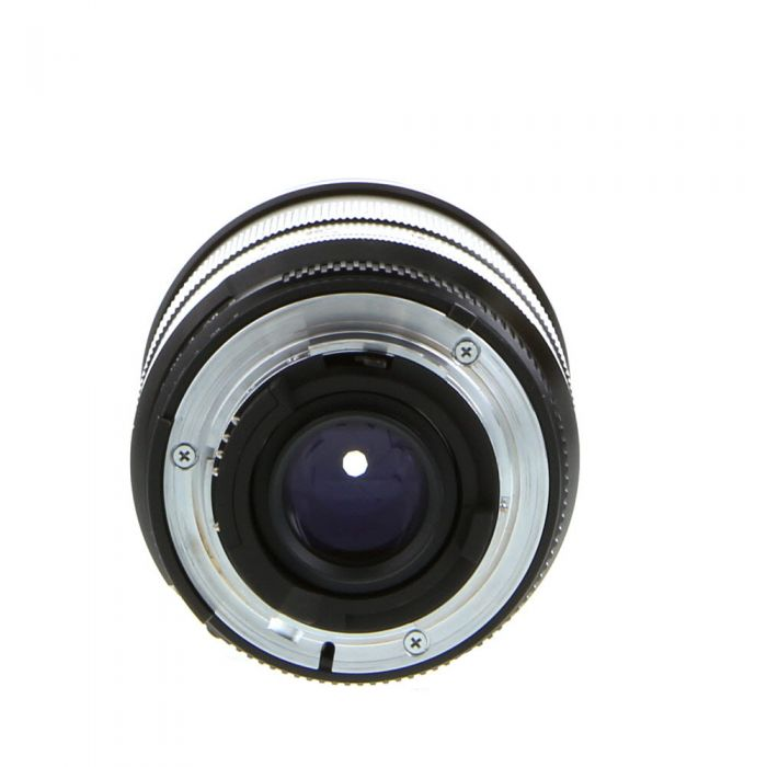 Zeiss 50mm F/2 Makro Planar ZF.2 (With CPU Contacts) T* AIS Manual Focus Lens For Nikon {67}