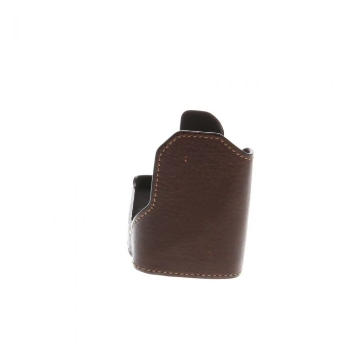 Gariz XS-CHDF1 Half Case for Df, Brown Leather