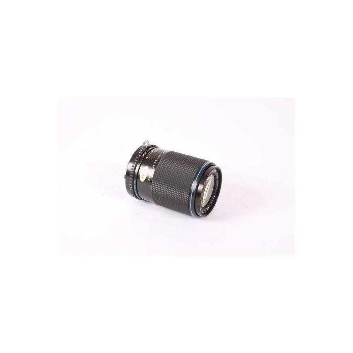 Zeiss 70-210mm F/4.5-5.6 Jena Jenazoom II Macro MC AIS Manual Focus Lens For Nikon {52}