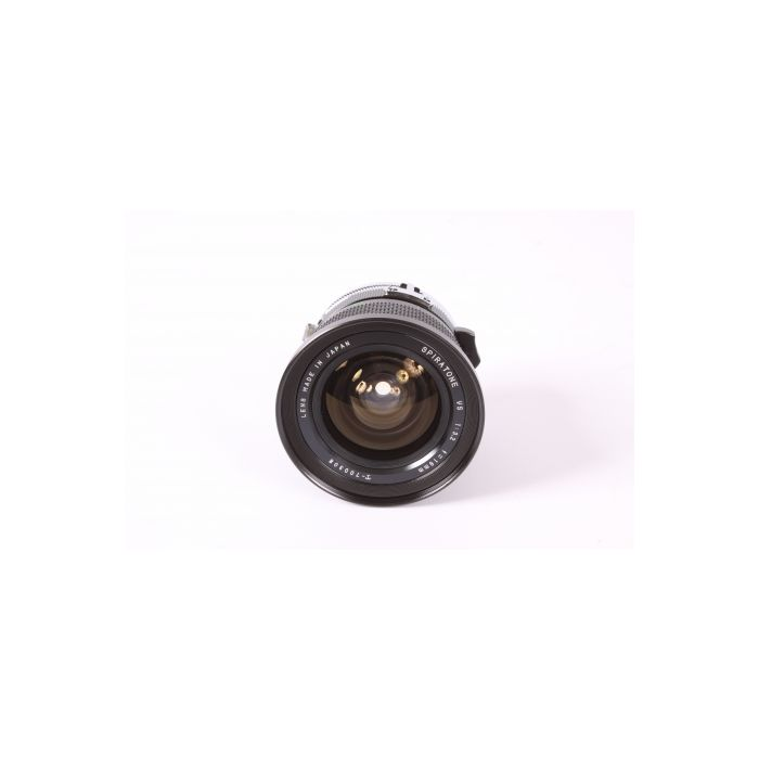 Spiratone 18mm F/3.5 YS With YS Mount Manual Focus Lens For Olympus OM Mount {72}