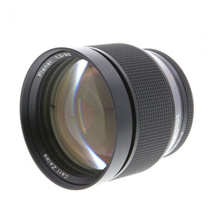Contax 85mm f/1.2 Planar T* (50 Years) C/Y Mount Lens {77}