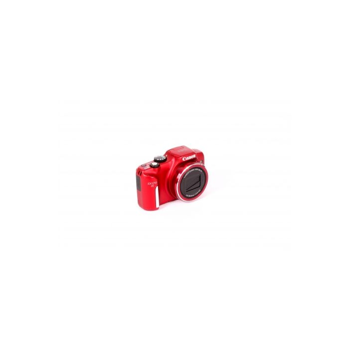 Canon Powershot SX170 IS Digital Camera, Red {16MP}