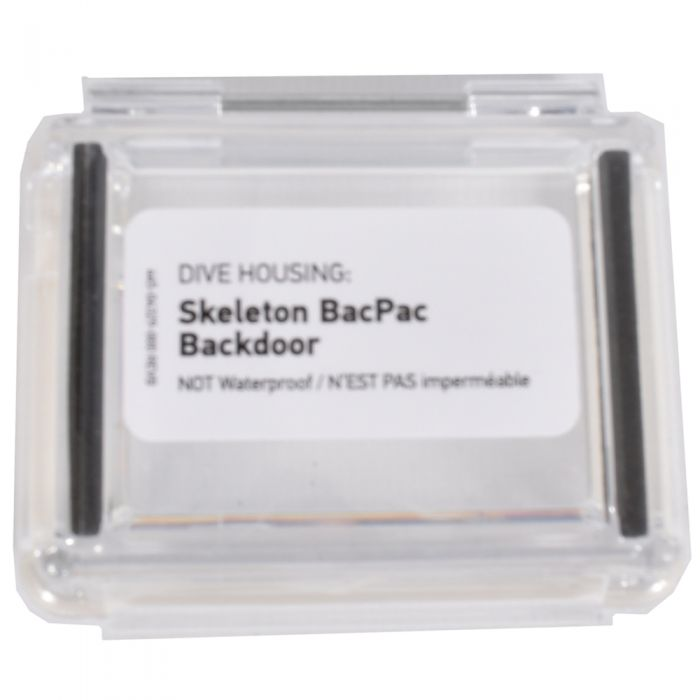 GoPro Bacpac Backdoor Kit For Standard Housing (4 Backs)