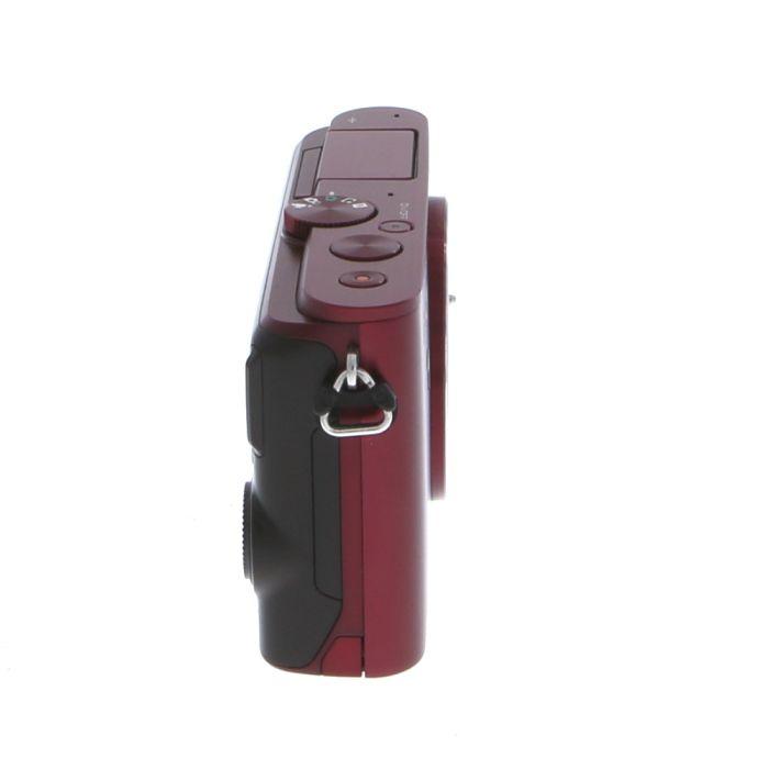 Nikon 1 J3 Mirrorless Digital Camera, Red {14.2 M/P} With 10-30mm F/3.5-5.6 VR Red Lens {40.5}