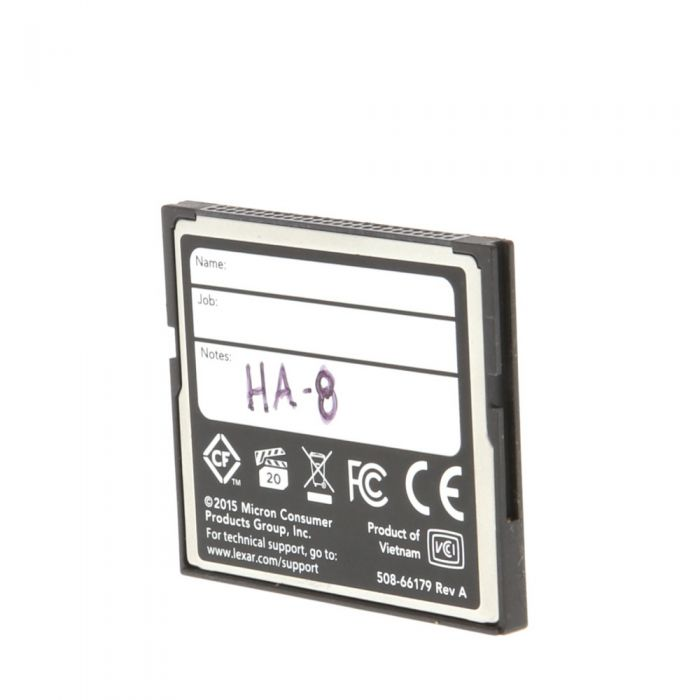 Lexar Pro 16GB 800X UDMA 7 Compact Flash [CF] Memory Card