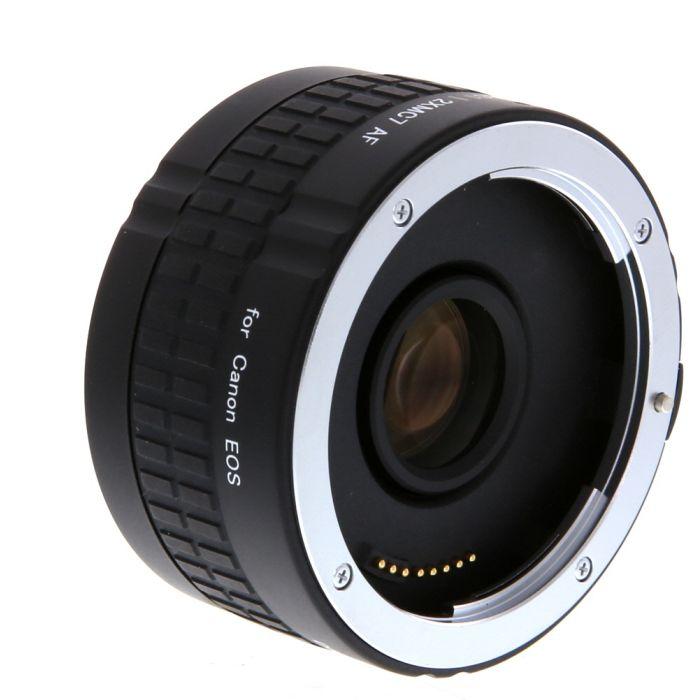 Vivitar 2X MC7 Teleconverter For Canon EF Mount