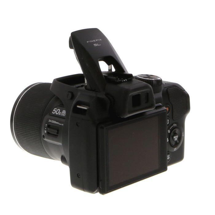 Fujifilm FinePix SL1000 Digital Camera, Black {16.2 M/P}