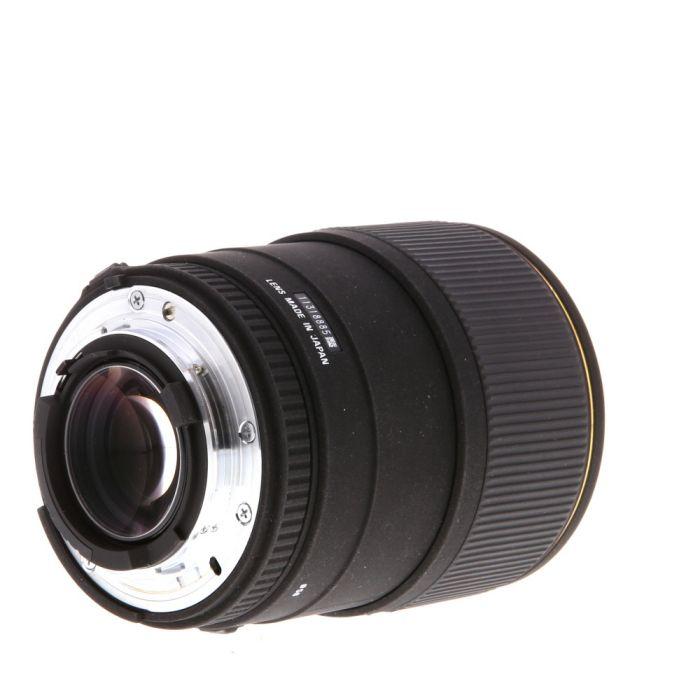 Sigma 105mm F/2.8 Macro EX DG (1:1) 5-Pin Autofocus Lens For Nikon {58}