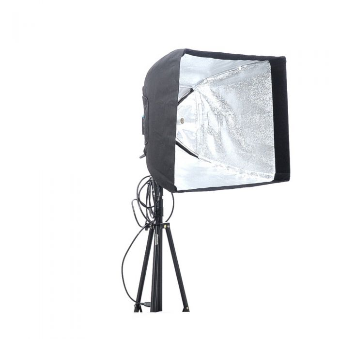 Westcott Spiderlite TD5 Monte Window 2 Light Kit #4828 with 2x 9\' Stands, 24x32 Softboxes