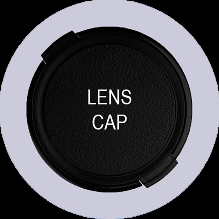 Nikon LC-CP26 Front Lens Cap for Coolpix P7700