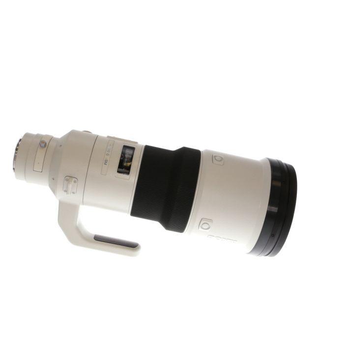 Sony 500mm F/4 G SSM Alpha Mount Autofocus Lens {42 Drop In}