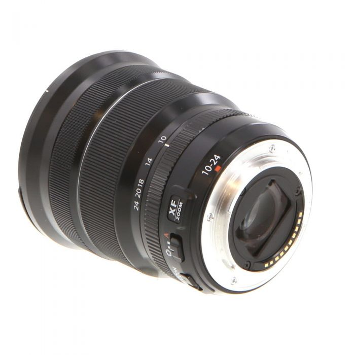 Fujifilm Fujinon 10-24mm F/4 XF R OIS Lens For Fuji X-Mount Mirrorless {72}