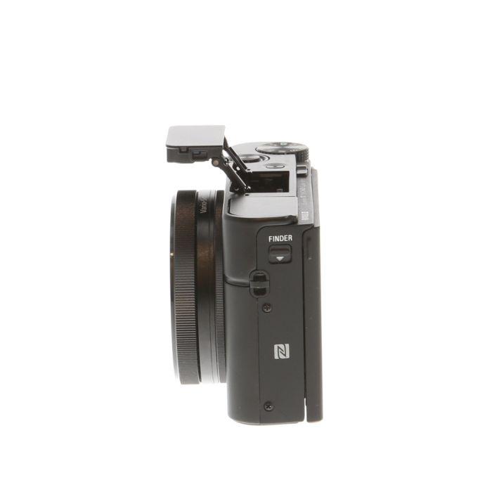 Sony Cyber-Shot DSC-RX100 III Digital Camera, Black {20.1 M/P}