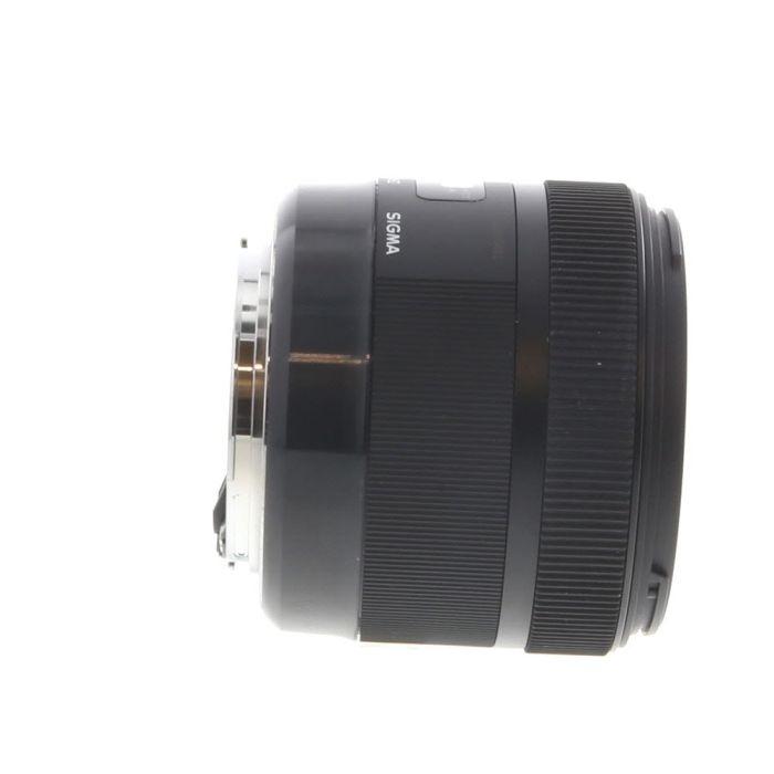 Sigma 30mm f/1.4 DC A (Art) Autofocus EF/S-Mount Lens for Canon APS-C DSLR {62}