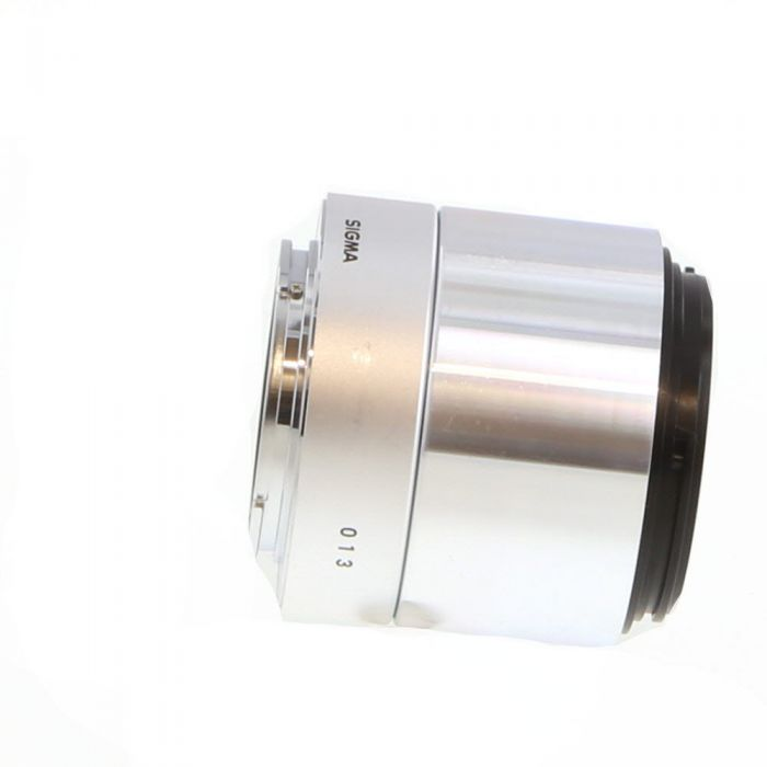 Sigma 60mm f/2.8 DN A (Art) AF Lens for Sony E-Mount, Silver {46}