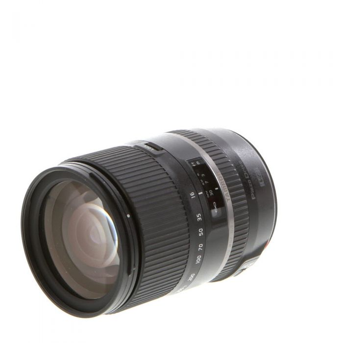 Tamron 16-300mm f/3.5-6.3  DI II VC PZD EF-Mount Lens for Canon APS-C DSLR {67} B016