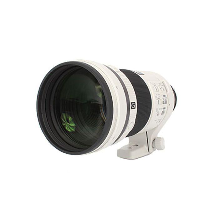 Sony 300mm f/2.8 G SSM II SAL300F28G2 A-Mount autofocus lens [Drop In]