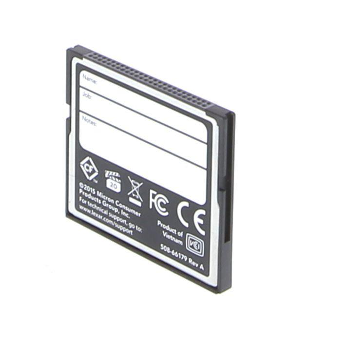 Lexar Pro 32GB 800X UDMA 7 Compact Flash [CF] Memory Card