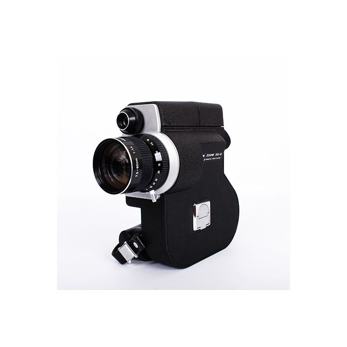 Canon Zoom DS-8 With 7.5-60mm F/1.4 (Super 8)