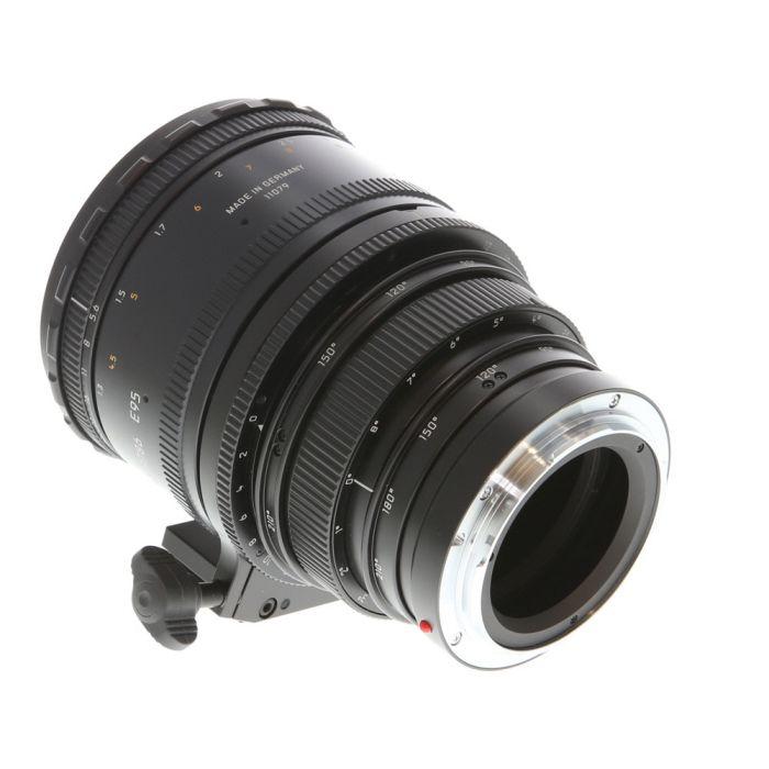 Leica 120mm f/5.6 TS APO Elmar-S Aspherical Lens {95} 11079