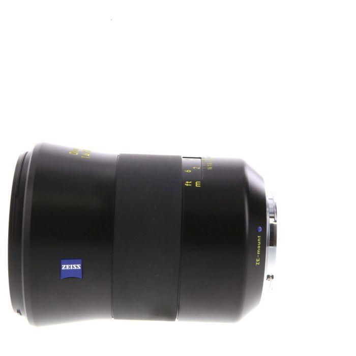 Zeiss 55mm F/1.4 Otus APO Distagon ZE T* (Manual Focus) Lens For Canon EF Mount {77}