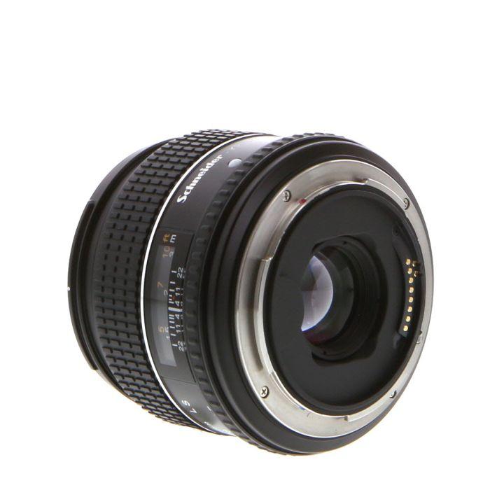 Mamiya Schneider Kreuznach 80mm F/2.8 LS Lens For Mamiya 645DF Series Bodies {72}