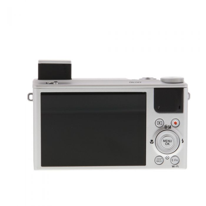 Fujifilm XQ1 Digital Camera, Silver {12MP}