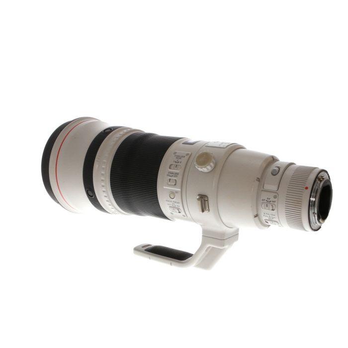 Canon 500mm f/4 L IS II USM EF-Mount Lens {Gel}
