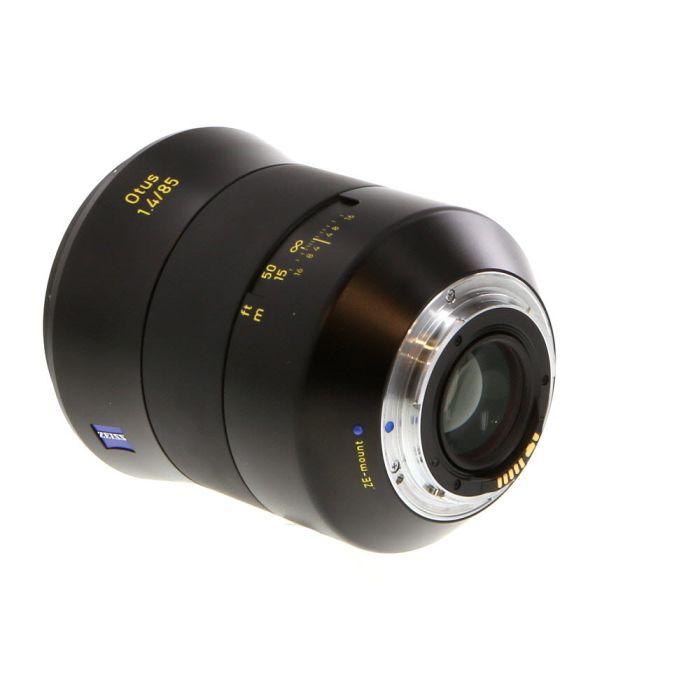 Zeiss 85mm F/1.4 Otus APO Planar ZE T* (Manual Focus) Lens For Canon EF Mount {86}