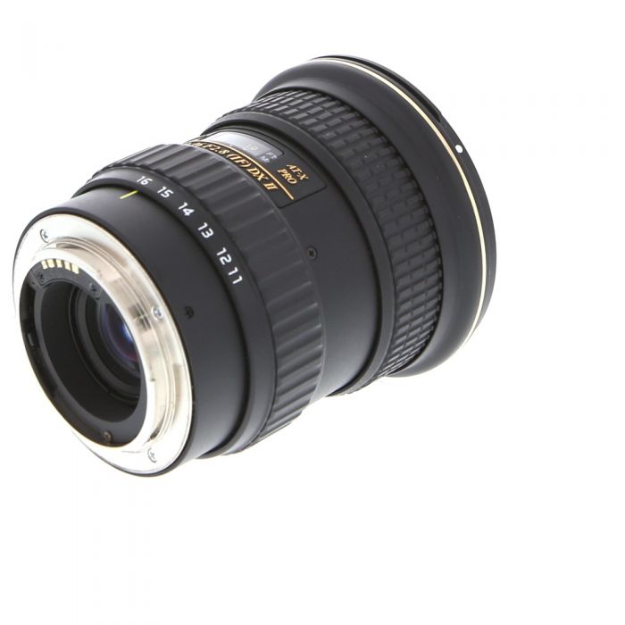 Tokina 11-16mm F/2.8 AT-X Pro SD IF DX II (APS-C) 5-Pin Lens For Sony/Minolta Alpha Mount APS-C Sensor DSLRS {77}