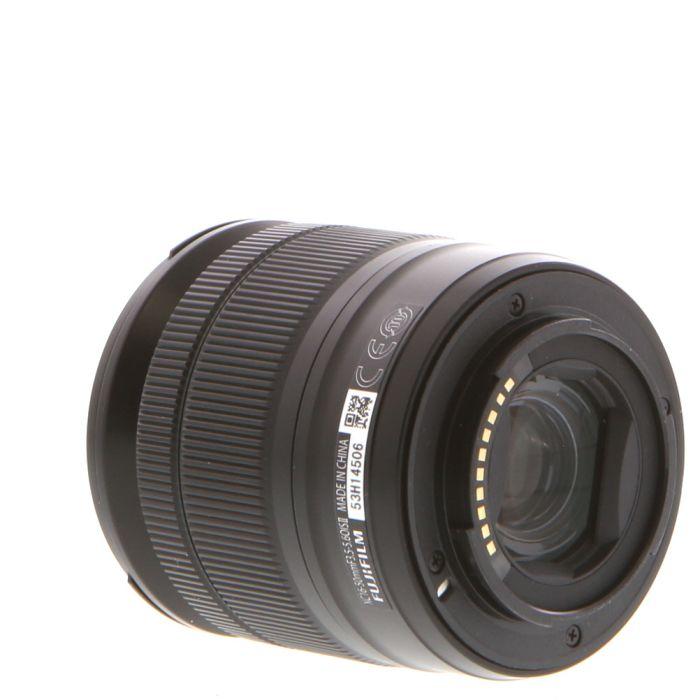 Fujifilm Fujinon 16-50mm f/3.5-5.6 XC OIS II Lens for Fuji X-Mount, Black {58}