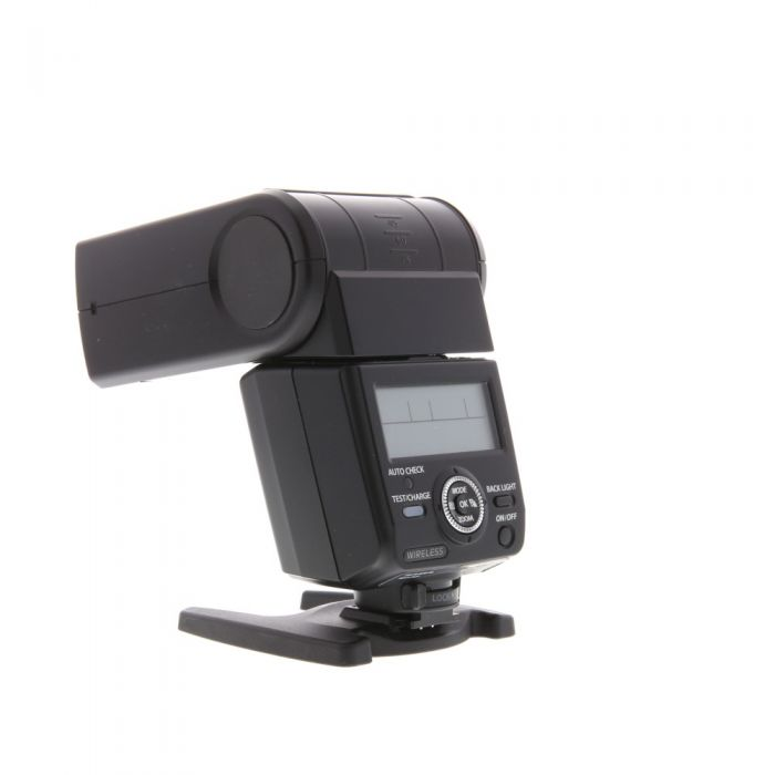Panasonic DMW-FL580L Flash, for Micro Four Thirds [GN190] {Bounce, Swivel, Zoom}