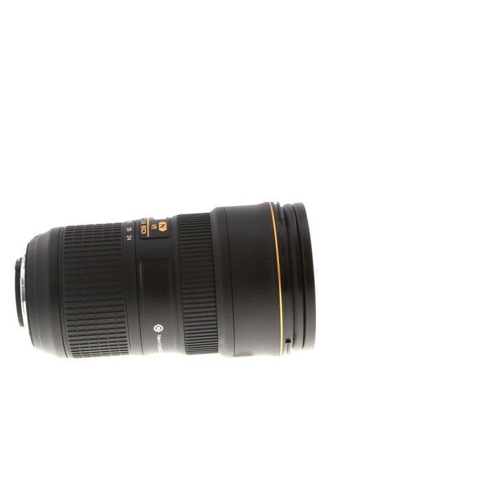 Nikon AF-S Nikkor 24-70mm F/2.8 E ED IF VR Aspherical AF Lens {82}