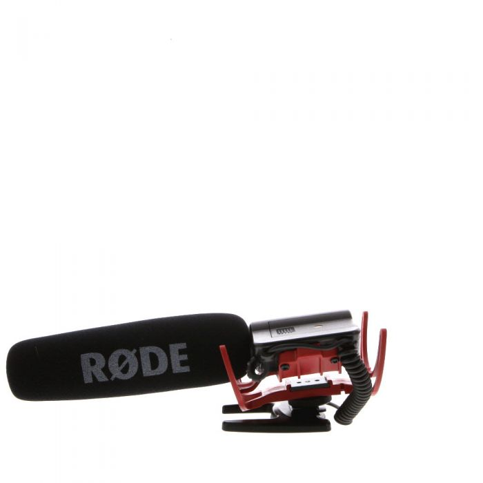 Rode Videomic With Rycote Suspension (VM-R) Directional On-Camera Microphone
