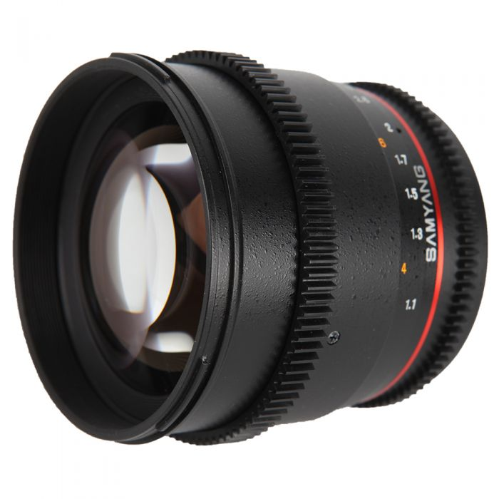 Rokinon Cine 85mm T1.5 AS IF UMC manual lens for Sony A-Mount [72]