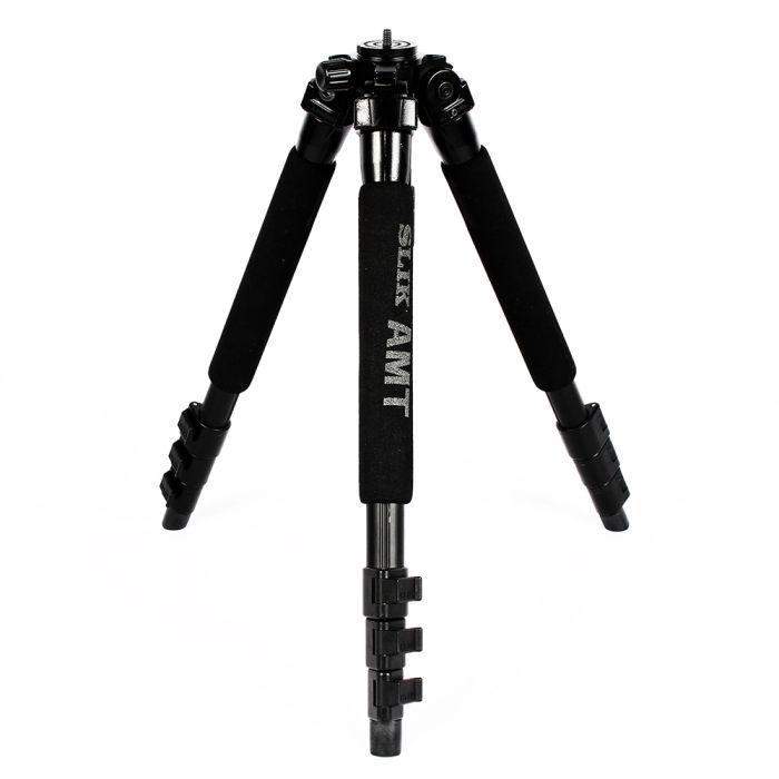 Slik Pro 340BH Black 4-Section Tripod Legs 17-54\