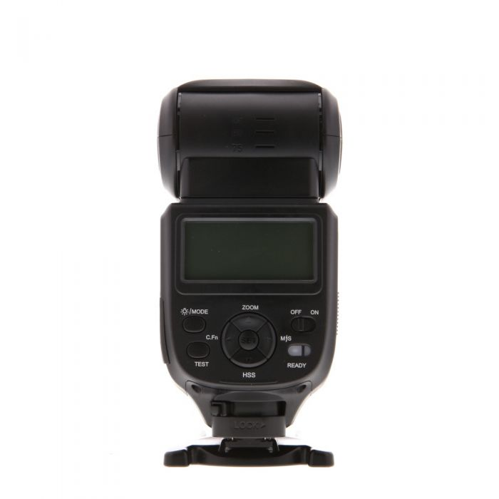 Phottix Mitros+ TTL Flash for Camera with Sony Multi-Interface Shoe [GN190] {Bounce, Swivel, Zoom}