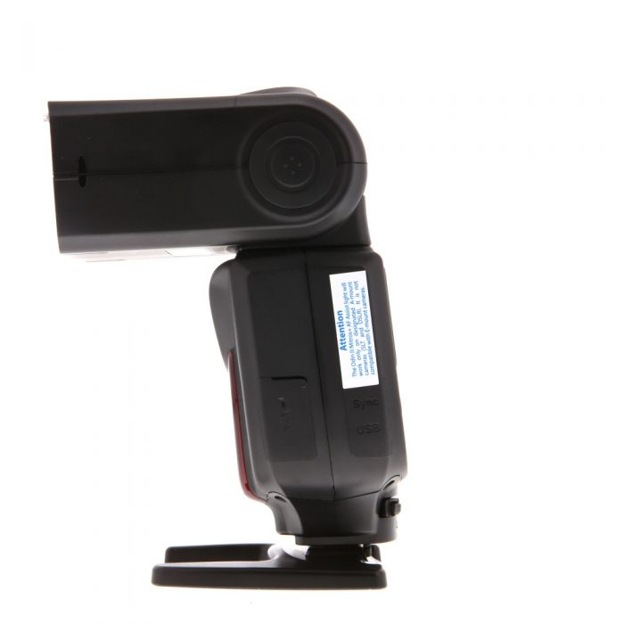 Phottix Mitros+ TTL Flash (For Sony Digital Cameras With Multi-Interface Shoe) [GN190] {Bounce, Swivel, Zoom}