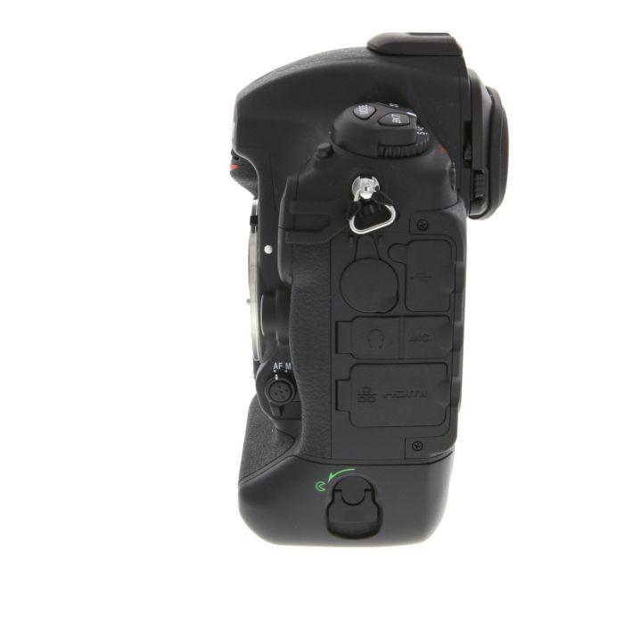 Nikon D5 DSLR Camera Body, Dual XQD Slots Version {20.8MP}