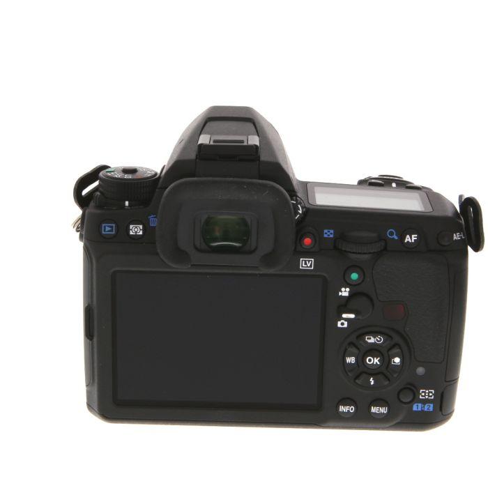 Pentax K-3 II Digital SLR Camera Body, Black {24.35MP}