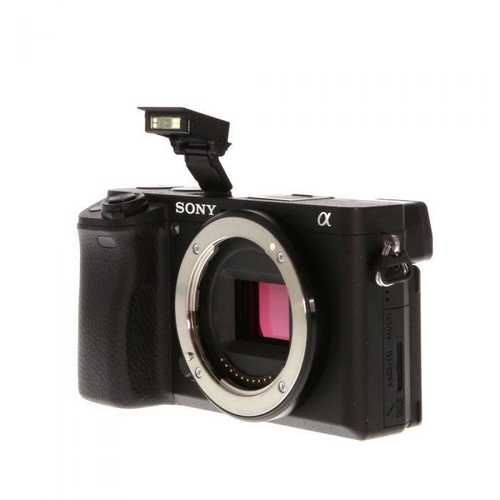 Sony Alpha a6300 Mirrorless Digital Camera Body, Black {24.2MP}