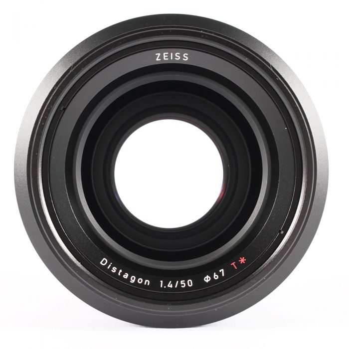 Zeiss Milvus 50mm f/1.4 Distagon T* ZE Manual Focus Lens for Canon EF-Mount {67}