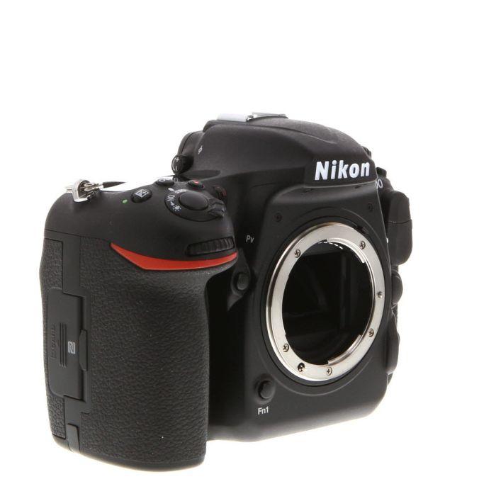 Nikon D500 Digital SLR Camera Body {20.9MP}