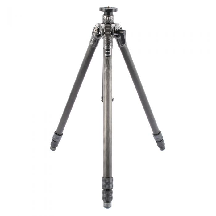 Gitzo GT2531LVL Series 2 6X Carbon Fiber Leveling Tripod Legs, 3-Section 25.2-62.2\
